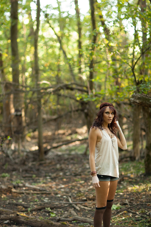 Sep 25, 2012 Jedidiah Johnson 2012 woman in the woods