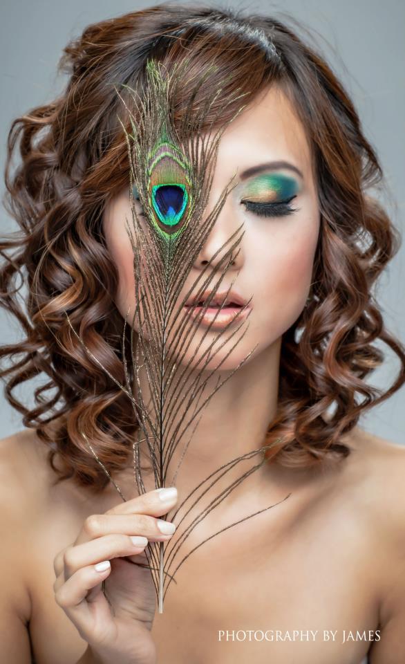 La Habra Studios Sep 25, 2012 James Cavanaugh Model: Tiffany Ho/MUA:Me/Hair: Deyanira Garcia