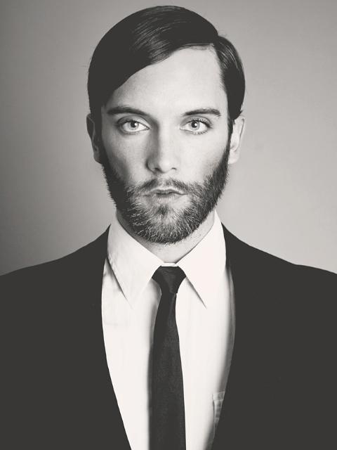 Male model photo shoot of John Stallings