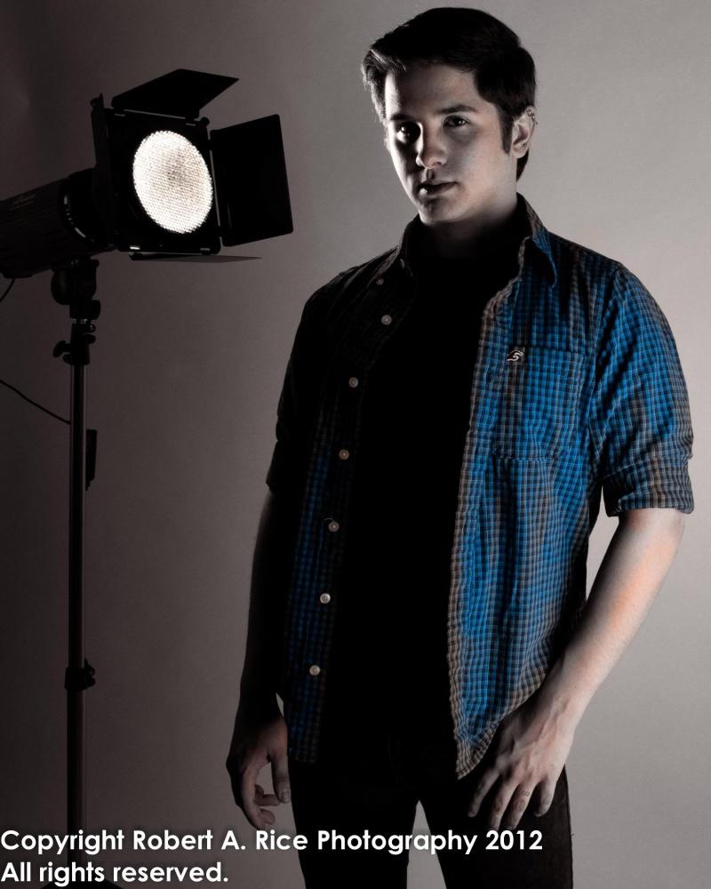 Male model photo shoot of William Maestas in Denver, Co.