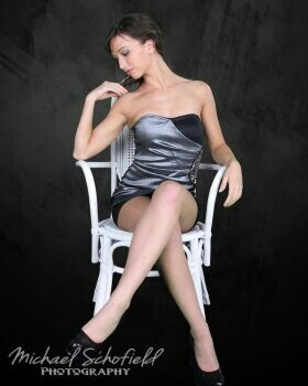 Female model photo shoot of Mara Naomi