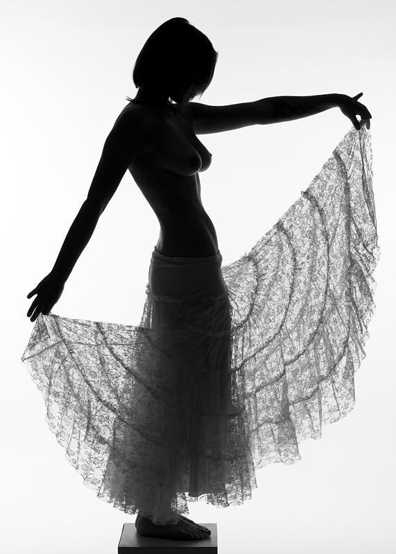 Female model photo shoot of Barbie Gallegos by Ken Sanville Photo