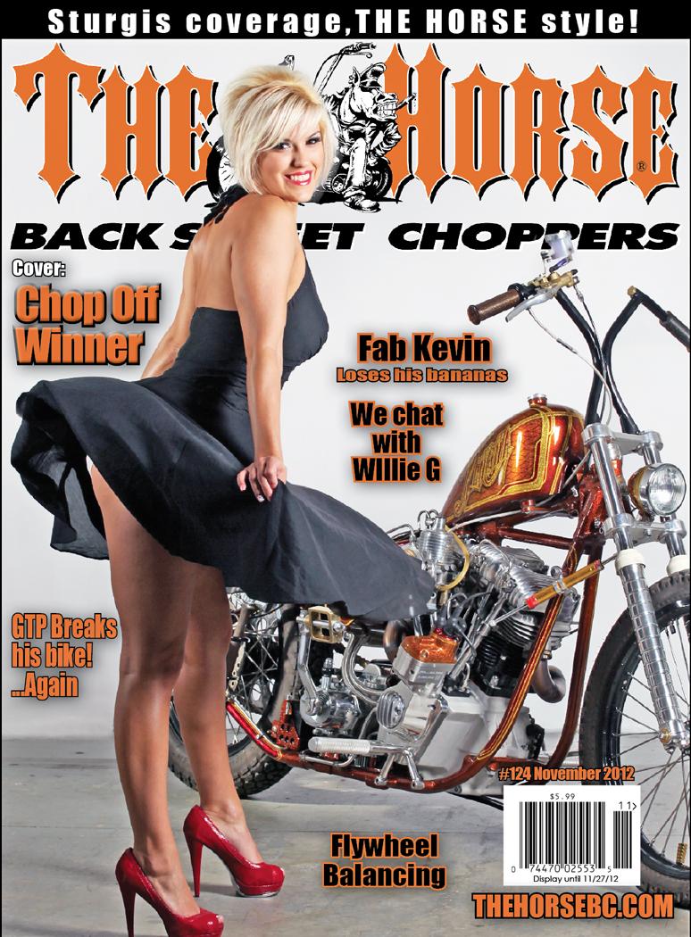 Detroit, MI Oct 02, 2012 Charlie Horse LTD Issue 124