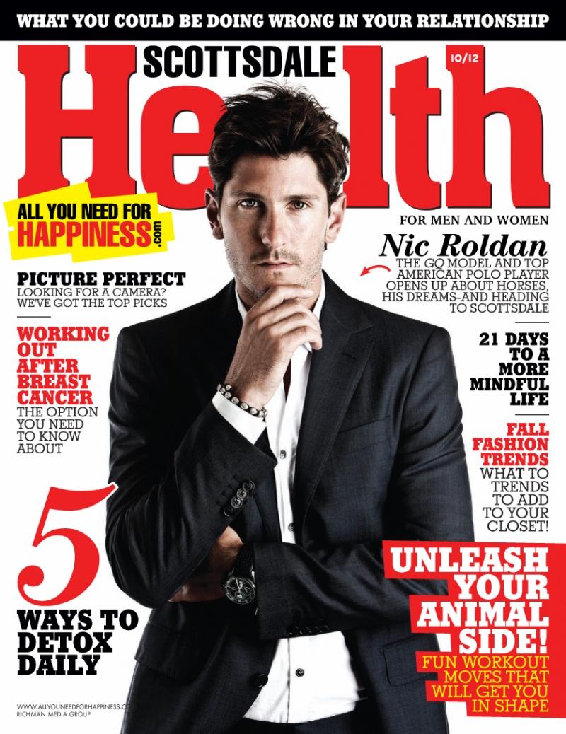 Oct 03, 2012 JP 2012 Scottsdale Health Magazine | October 2012