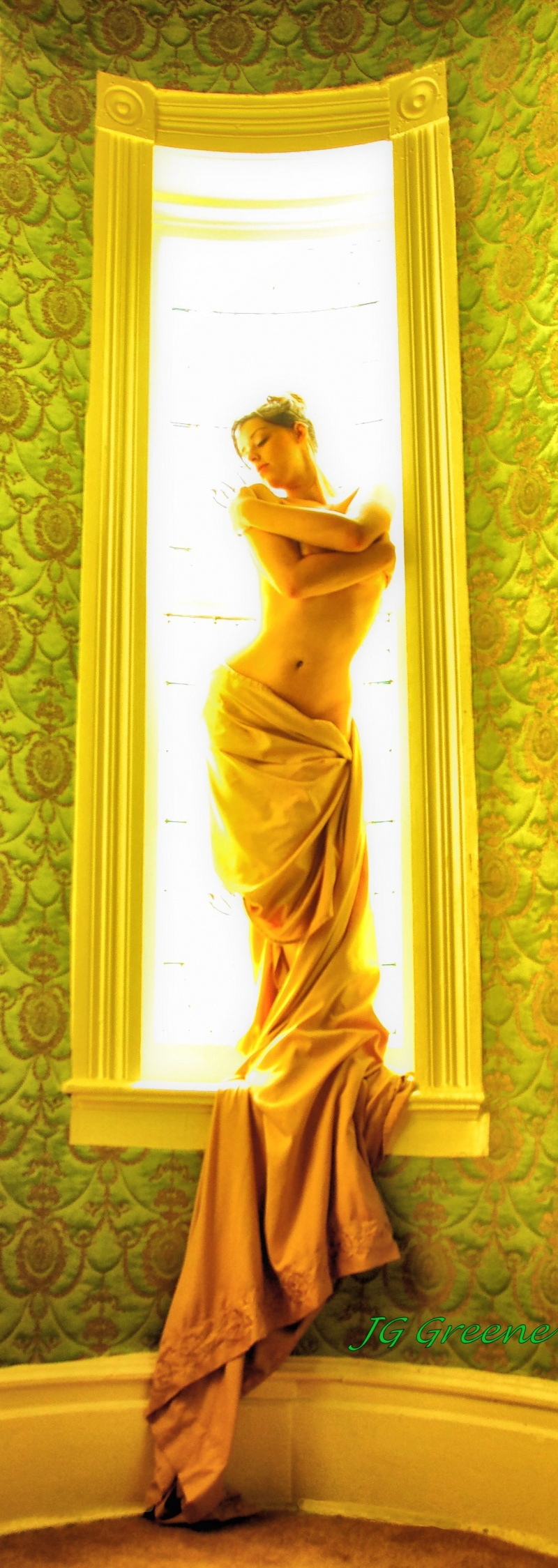 New Orleans Oct 03, 2012 JG Greene Verdigris Photography 2012 Statuesque.....POTD winner
