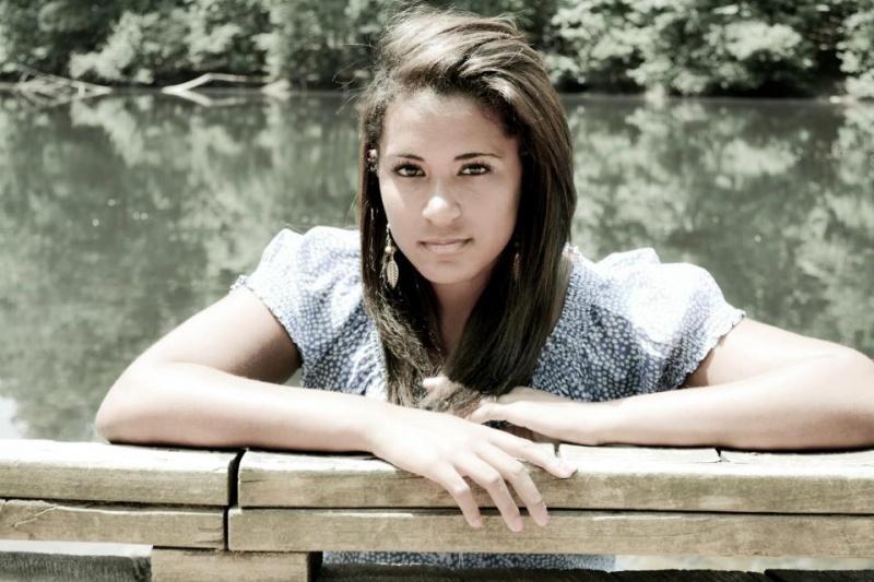 Female model photo shoot of Paige Jordan by Amina Mara Photography in soap creek