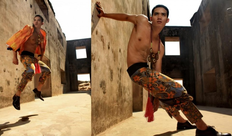 Male model photo shoot of Rico RYANO in Indonesia