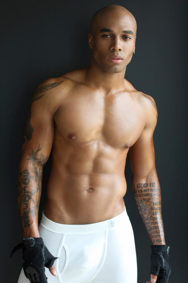 Male model photo shoot of Raphael LaVont