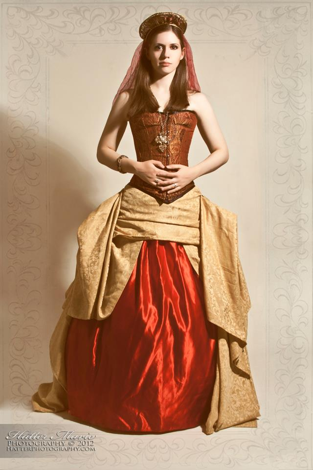 Oct 05, 2012 Anne Boleyn portrait
