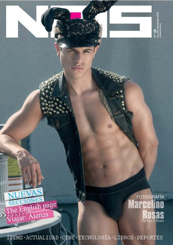Oct 05, 2012 Nois Magazine cover (Barcelona)