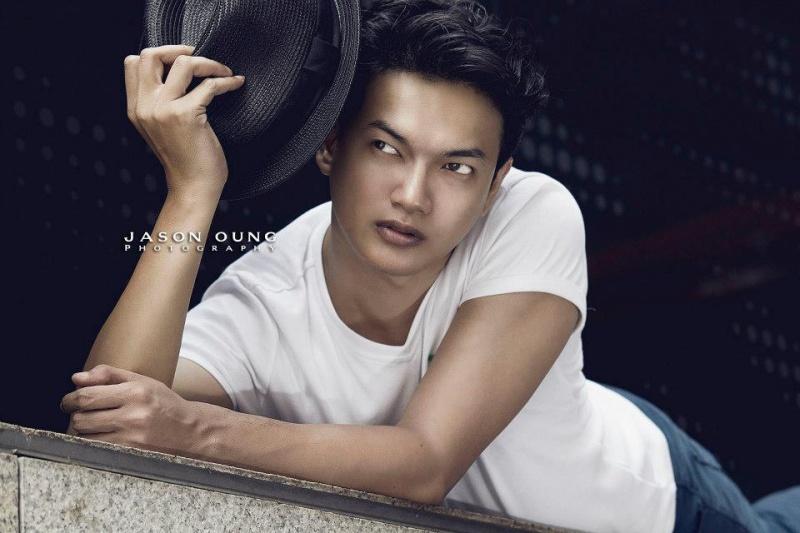 Male model photo shoot of Hugo Qadri