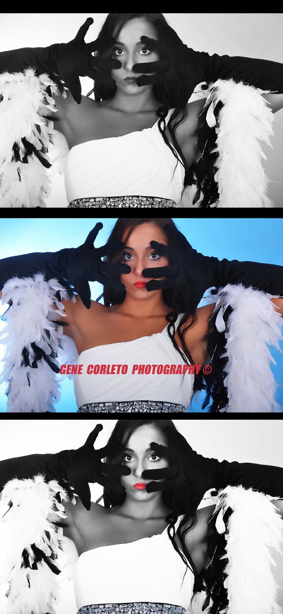 Female model photo shoot of shayna  m marie  by GeneCorleto Photography