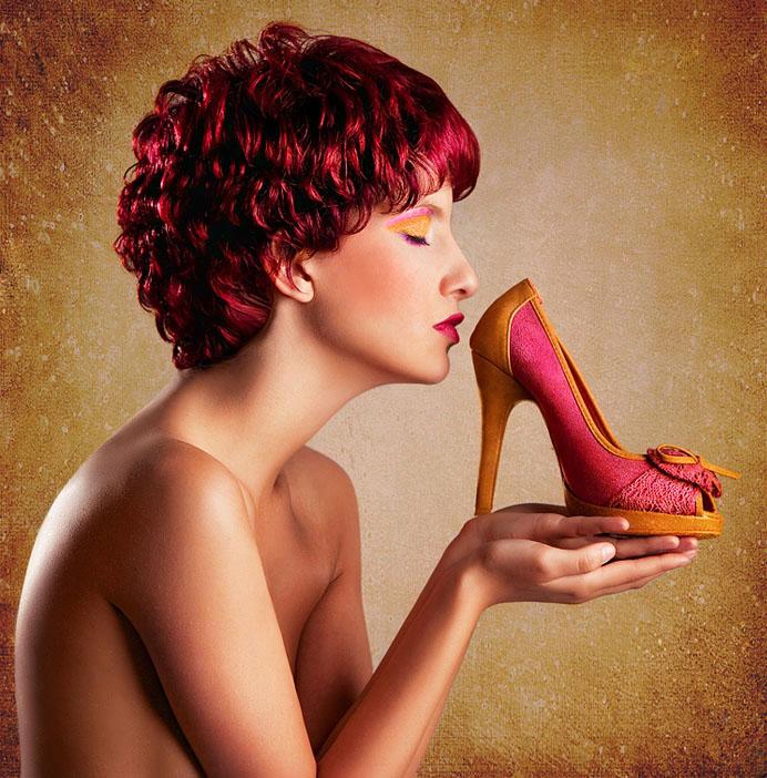 Oct 08, 2012 Daniel Doyen Model: Ilona, MUA: Nastia