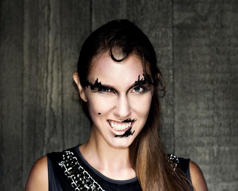 Female model photo shoot of ArtistAlison in Stratford, London