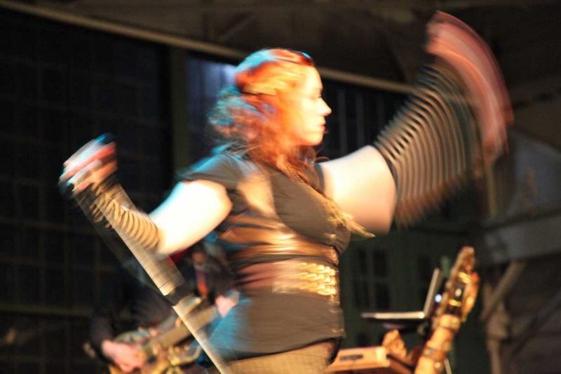 Steamstock, Richmond, Ca Oct 10, 2012 Through A Glass Photo Jody Ellen in motion