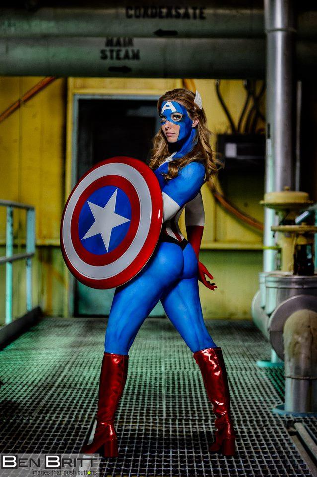 Dallas tx Oct 11, 2012 Ben Britt The Truth Behind Captain America