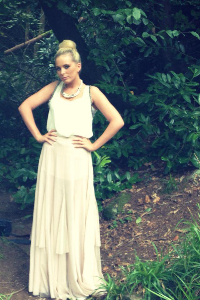 Female model photo shoot of Bronwyn Dunne