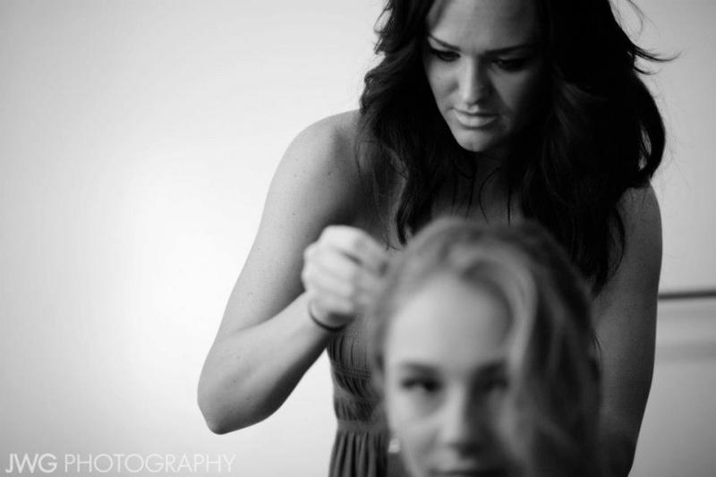Female model photo shoot of Alexis Allison