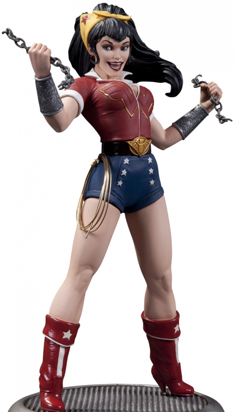Oct 12, 2012 DC Entertainment, Time Warner, 2012 Bombshell Wonder Woman