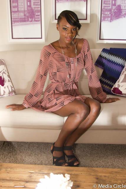 Female model photo shoot of RavishingBrown by Rudolph H in Atlanta, Ga