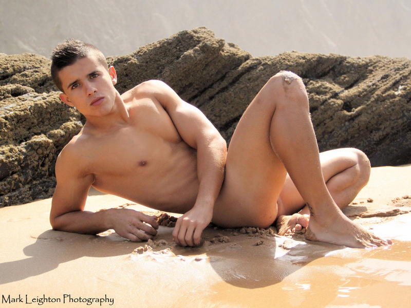 Picture About Male Model Victor Constantin from Lagos, Algarve, Portugal