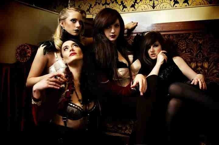 Oct 14, 2012 The Courtesans Band