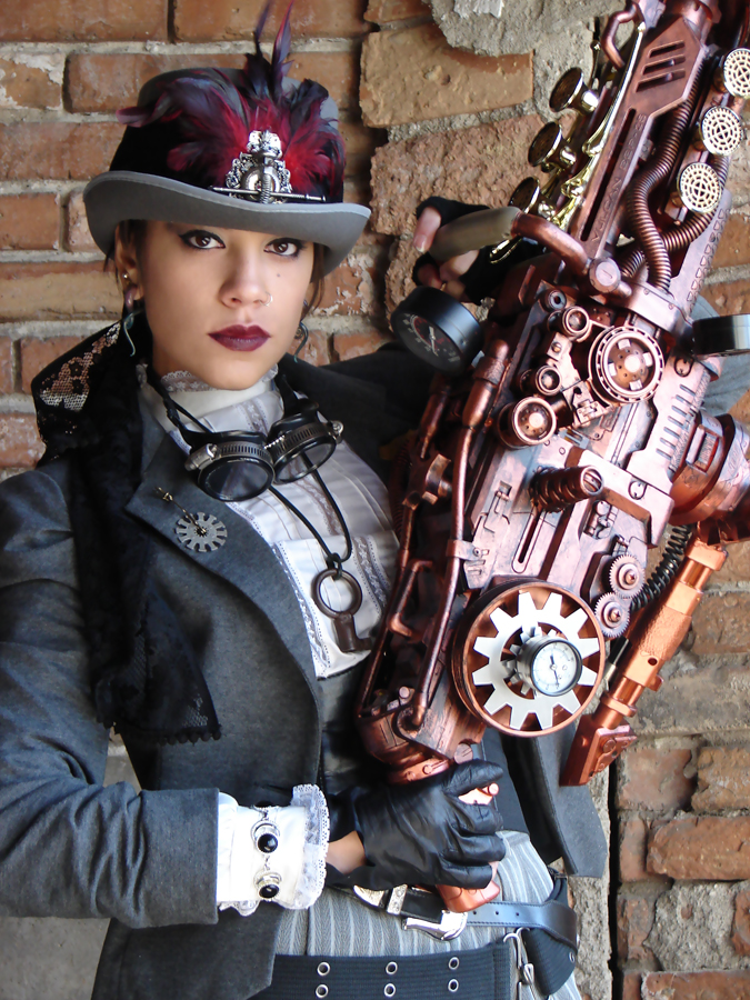 Chicagoland Oct 14, 2012 Tommy Roberson Ms. Michelle U.S. SteamPunk Marshall