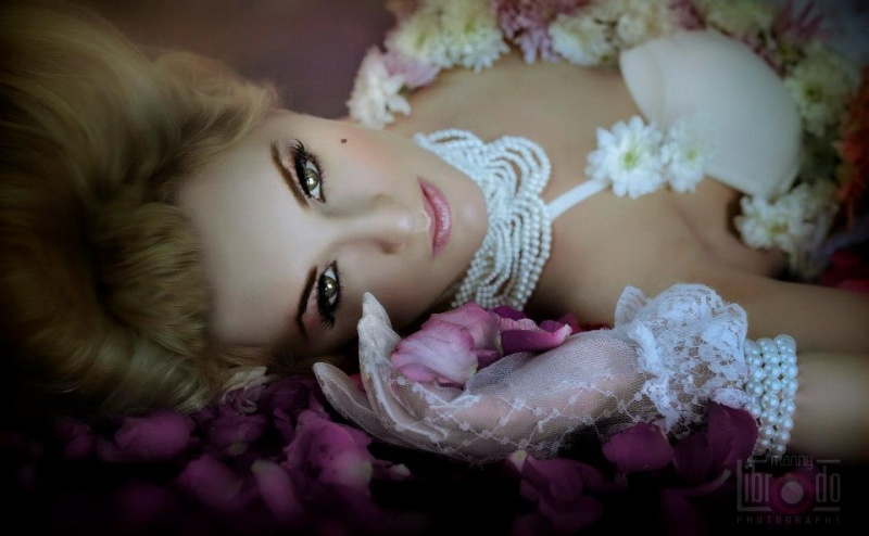 Female model photo shoot of Eilidh Ailey MacQueen