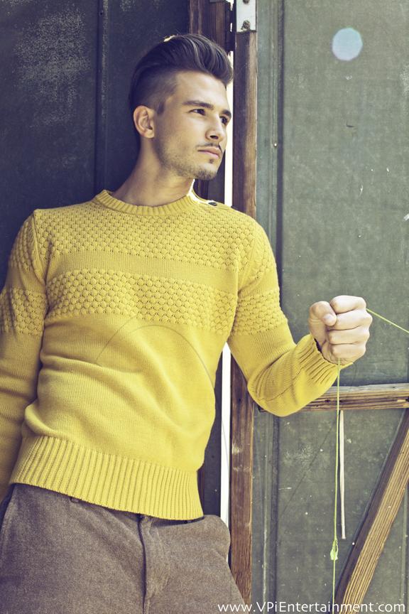 Male model photo shoot of DJ Craig