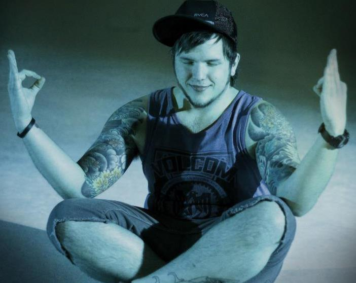 Male model photo shoot of Douggiesberg