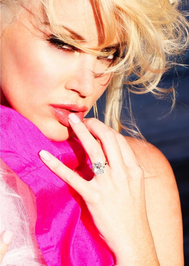 NYC Oct 15, 2012 Fadil Berisha Kaki West- Diamonds are a girls best friend