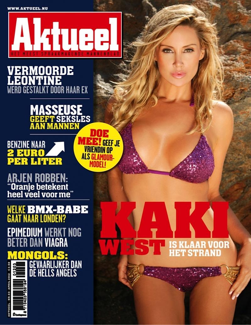 Oct 15, 2012 Aktueel Kaki West- Aktueel Magazine May 2012