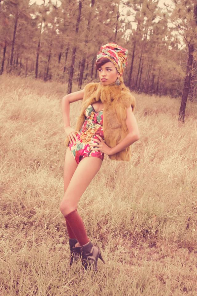 IN THE WILDERNESS. Oct 18, 2012 High fashion amazon (Kudos to Abagail Petit - Wardrobe and Felicia - MUA/HS)