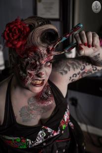 Female model photo shoot of QueenPBR in Lexington
