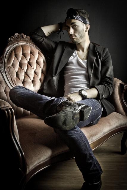 Male model photo shoot of Josh Dillon Photography