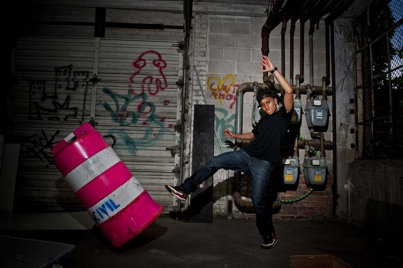 Male model photo shoot of Jamal Sutter