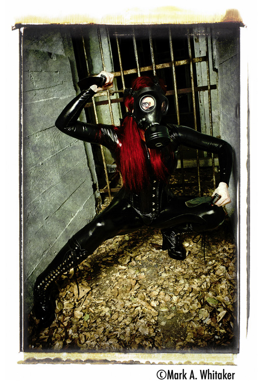 "Oakview, CA Oct 21, 2012 ©Mark A. Whitaker ""Silent Hill"""