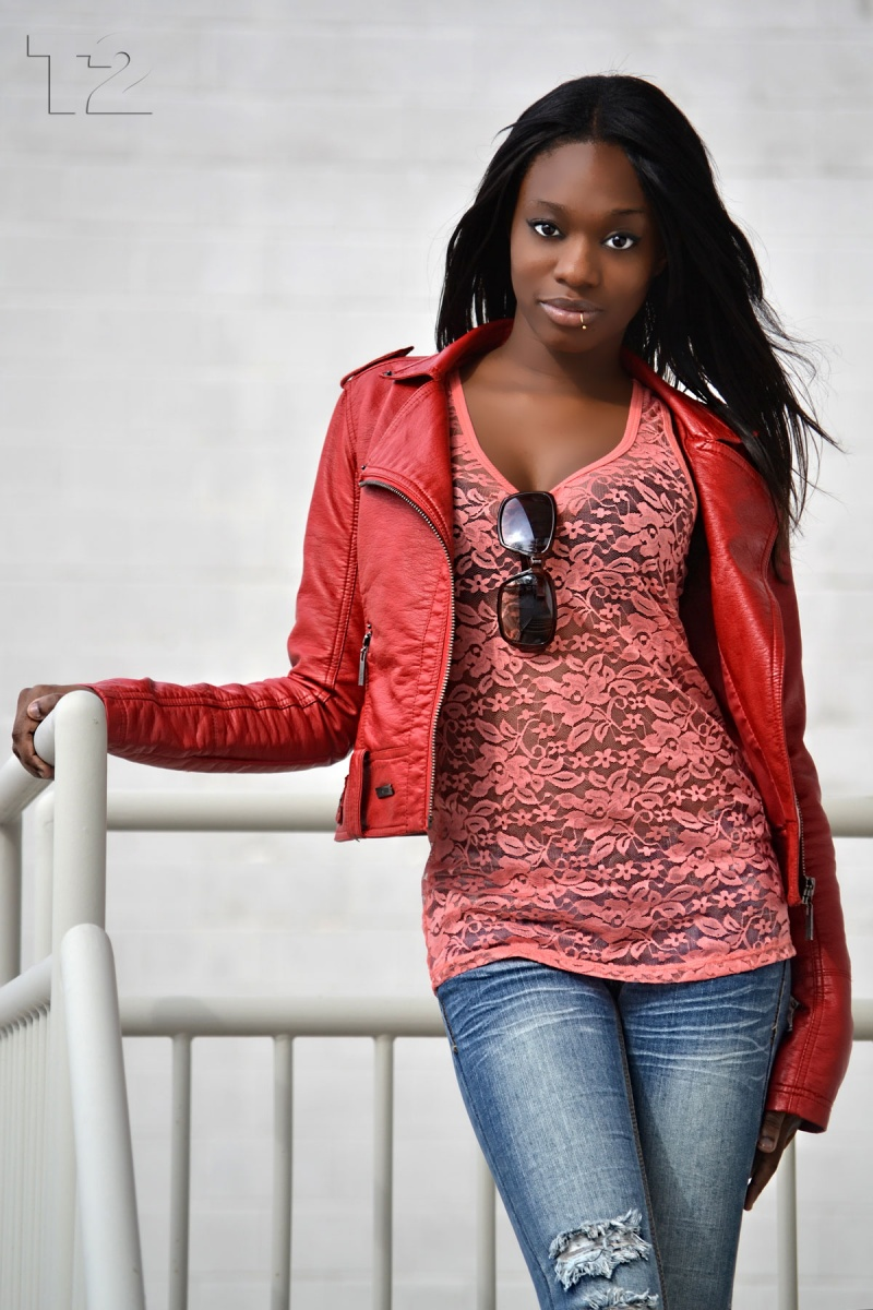 Female model photo shoot of marquita hope