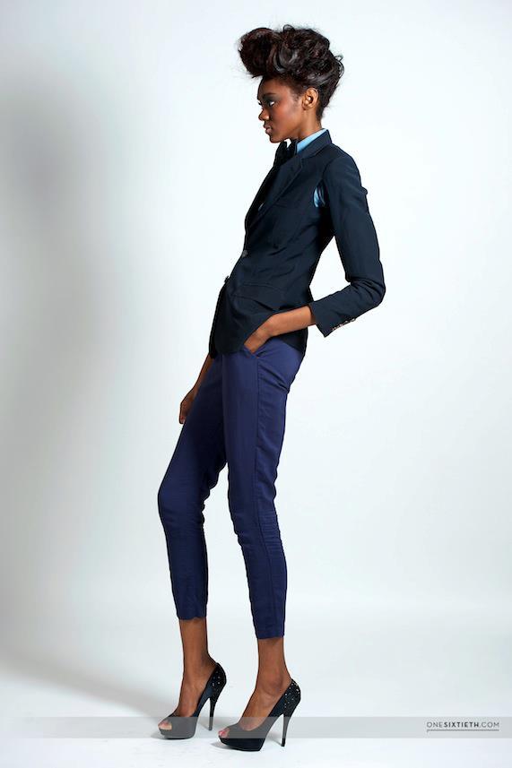 Female model photo shoot of Paris Riche