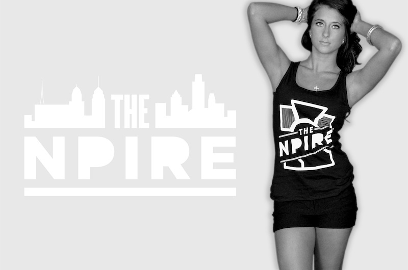 Male and Female model photo shoot of The NPIRE and Gabrielle Dee in Philadelphia