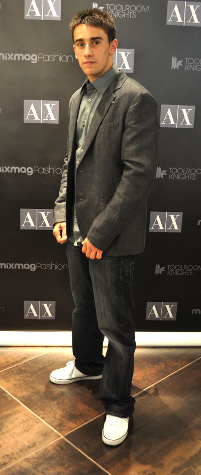 Male model photo shoot of Antonyt in London