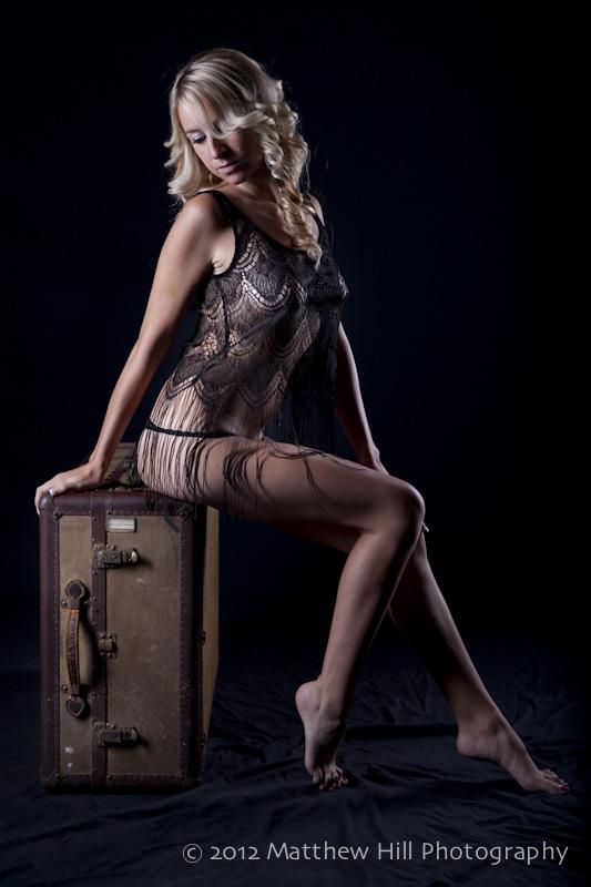 Female model photo shoot of Britni Bombshell