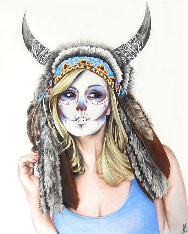 Female model photo shoot of Kelly Durette in Toronto, Canada