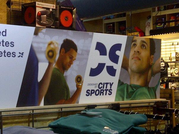 Oct 26, 2012 city sports gig