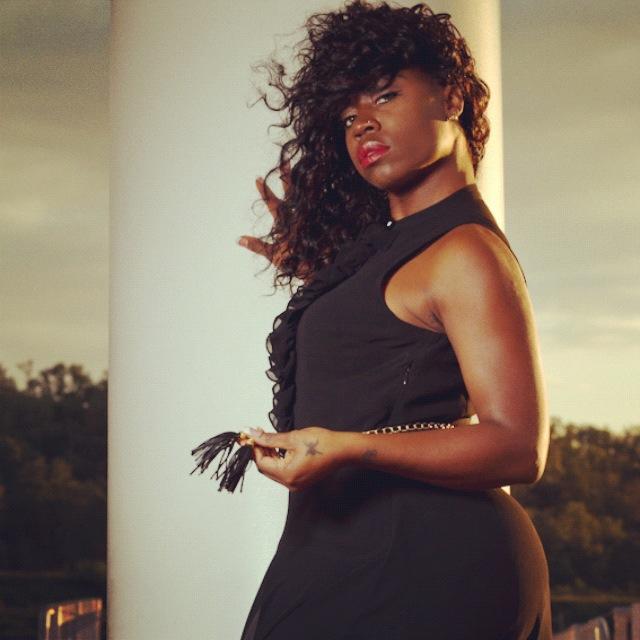 Female model photo shoot of Kichella Jaguar Karoar  in Maryland