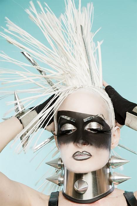 Los Angeles Oct 27, 2012 RYDER make-up labs LLC / Amanda Reeves Workshop Photo - Student Work