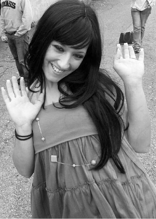 Female model photo shoot of Ashley Ann Reynolds in Melrose