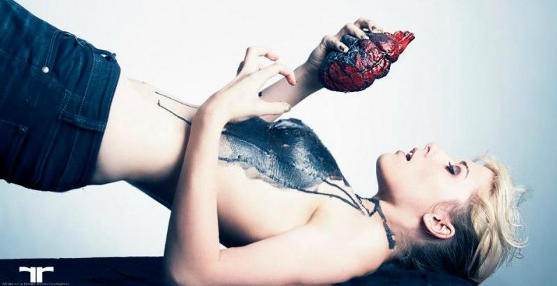 Oct 30, 2012 Photographer: Rebecca Rose Attire: Liquid Latex