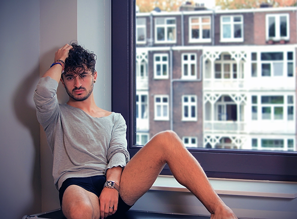 Male model photo shoot of Mike Ross Pix and Valmir in The Netherlands