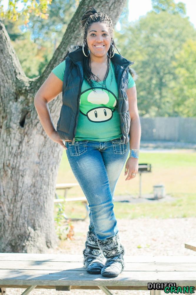 Female model photo shoot of KiPanii MoniiKe in Maryland